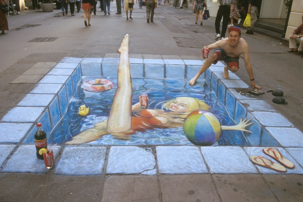 Swimming Pool In The High Street