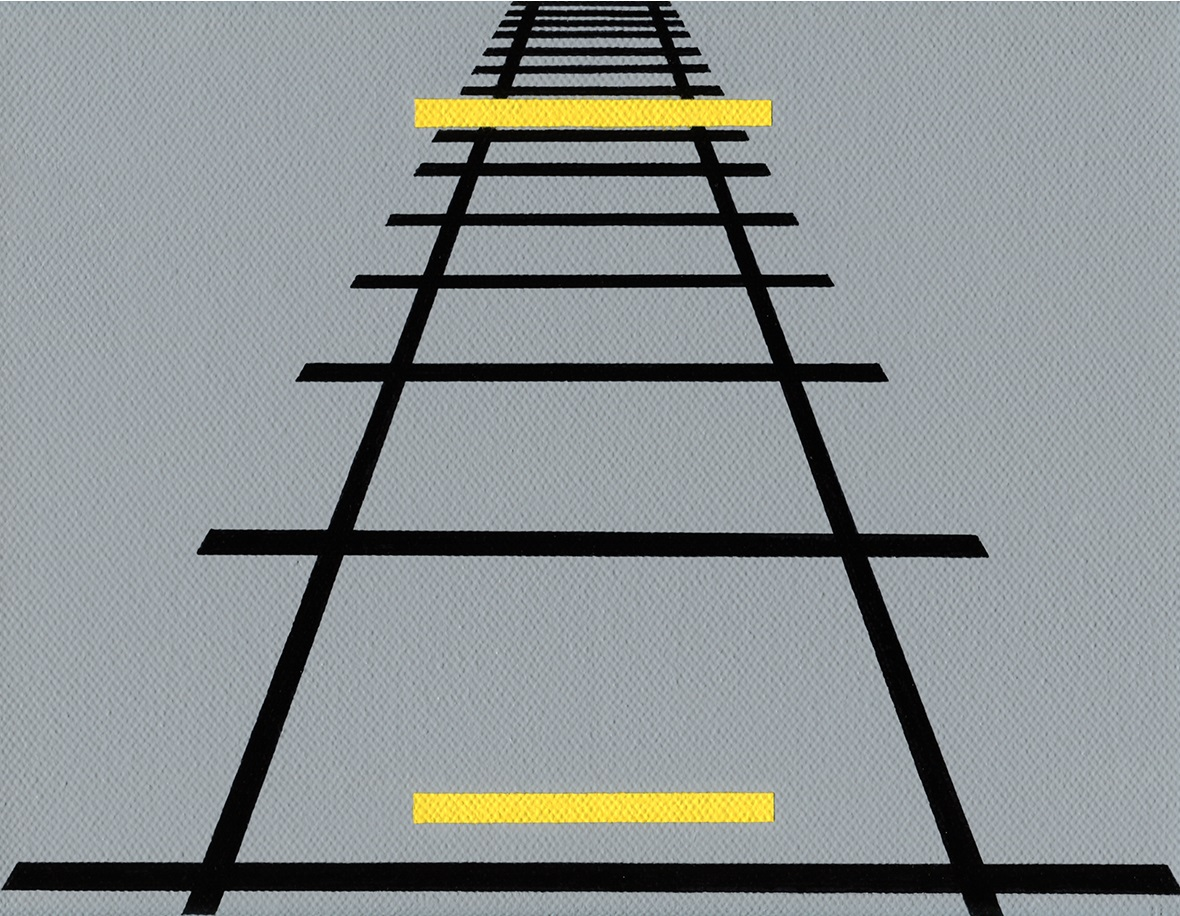What If Two Roads Are Illusion What If >> Ponzo Illusion The Illusions Index